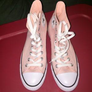 7026bb00572a84 Converse Shoes - NEW! CTAS Vapor Blush Pink High Top Converse 9